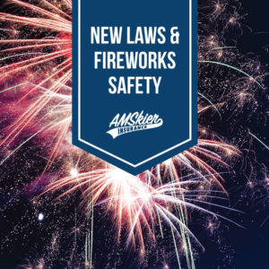 New Laws and Fireworks Safety